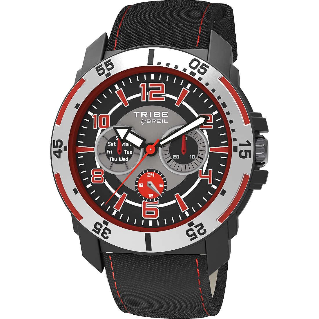 orologio multifunzione uomo Breil Knock EW0130