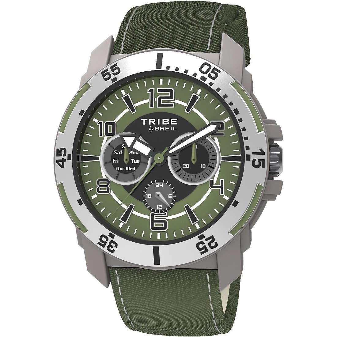 orologio multifunzione uomo Breil Knock EW0131