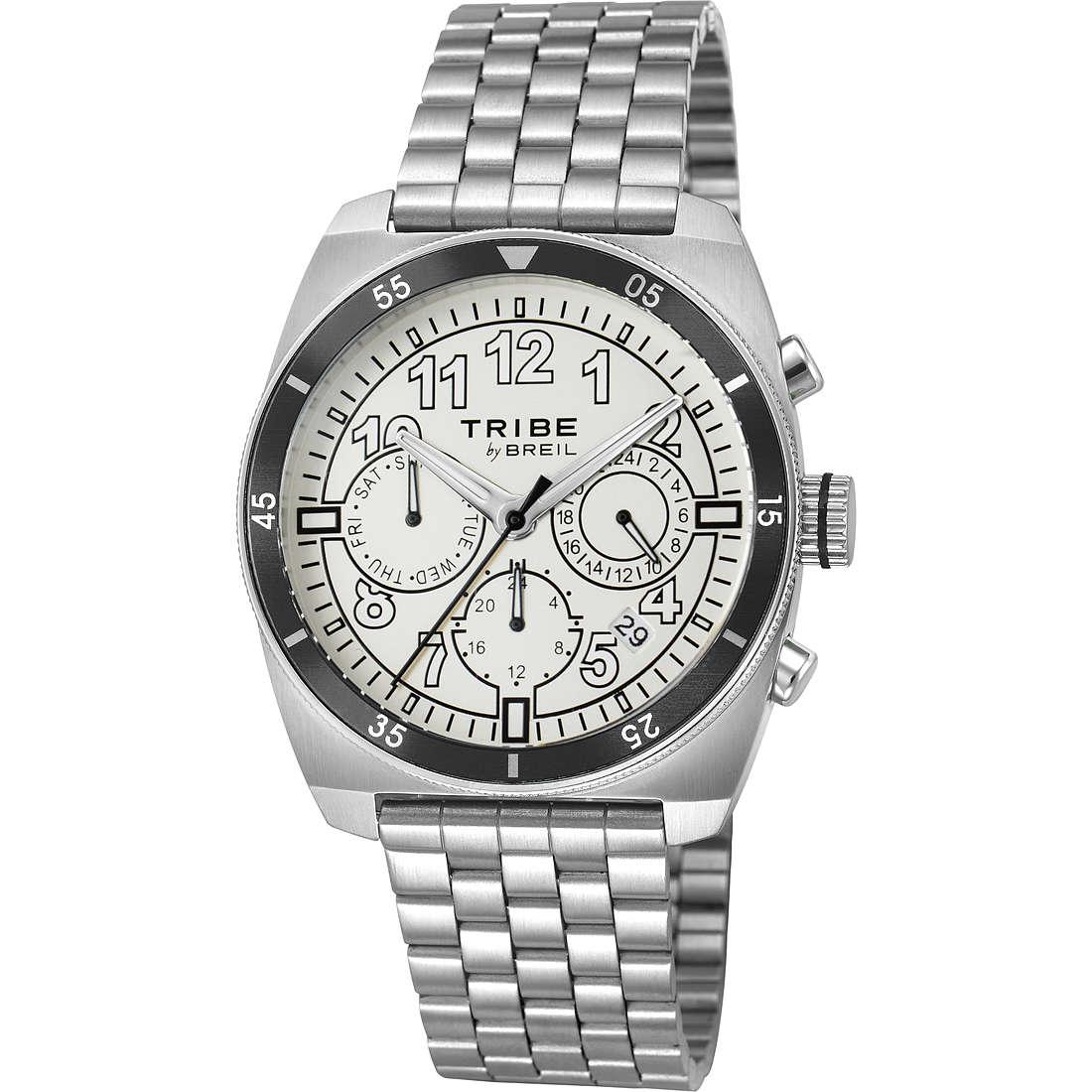 orologio multifunzione uomo Breil Rise EW0174