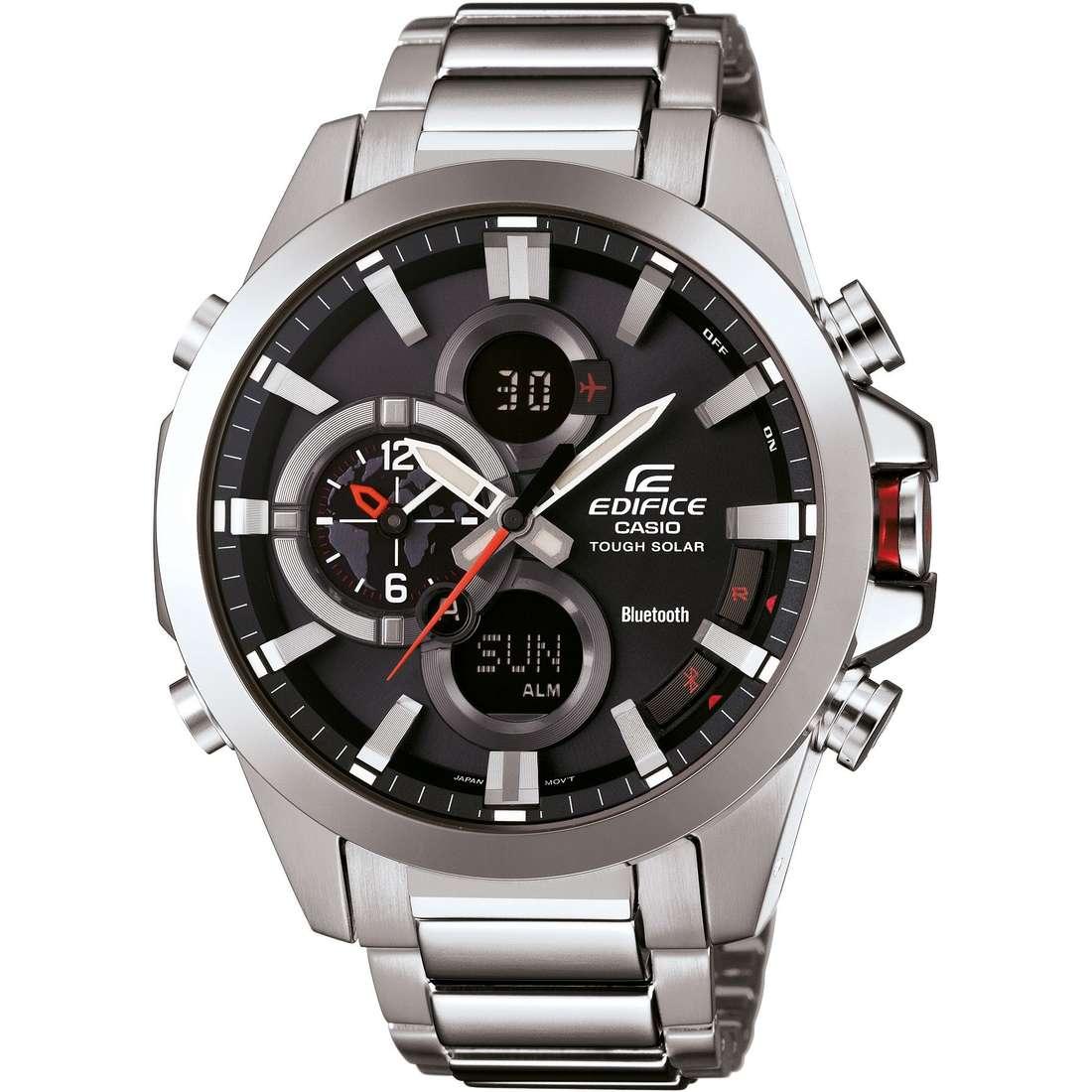 orologio multifunzione uomo Casio EDIFICE ECB-500D-1AER