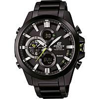 orologio multifunzione uomo Casio EDIFICE ECB-500DC-1AER