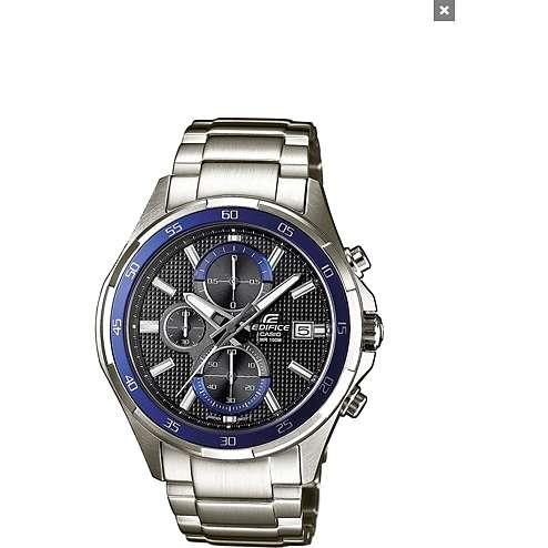 orologio multifunzione uomo Casio EDIFICE EFR-531D-1A2VUEF