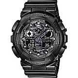 orologio multifunzione uomo Casio G-SHOCK GA-100CF-1AER
