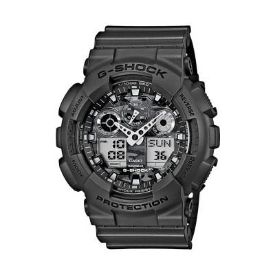 orologio multifunzione uomo Casio G-SHOCK GA-100CF-8AER