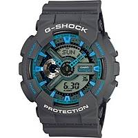 orologio multifunzione uomo Casio G-SHOCK GA-110TS-8A2ER