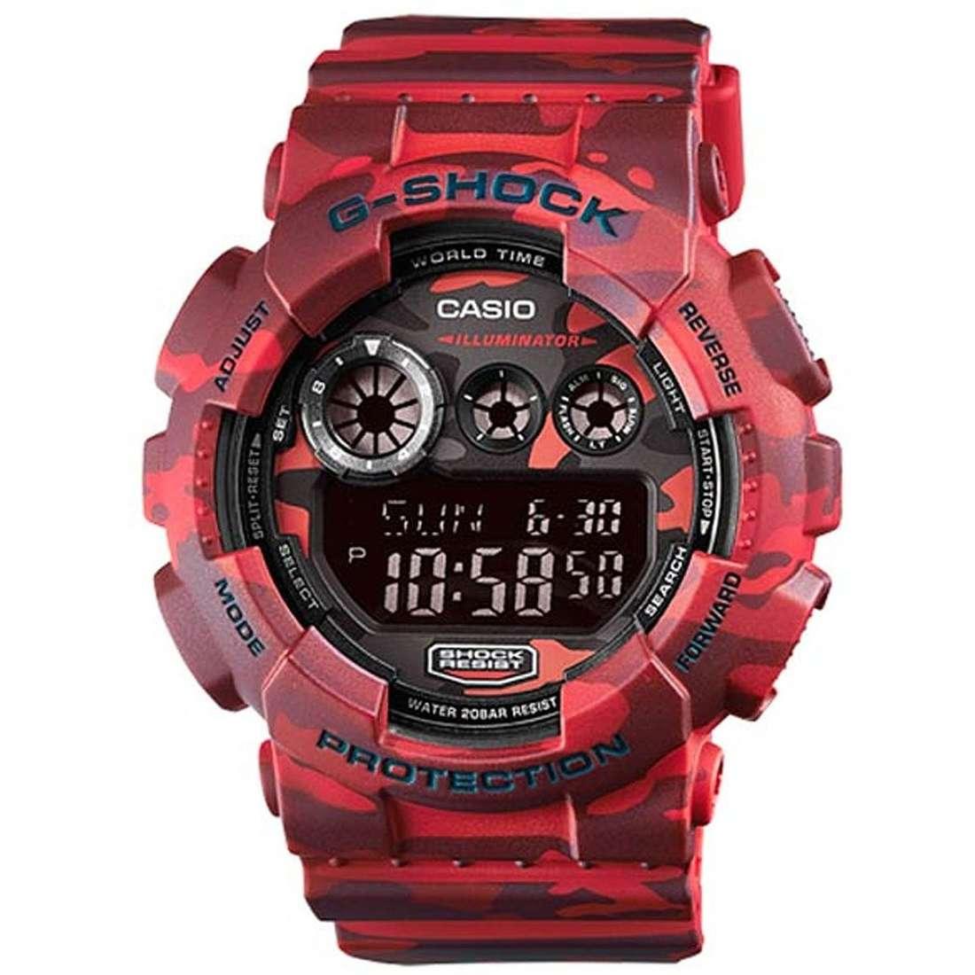 Orologio Multifunzione Uomo Casio G-Shock GD-120CM-4ER