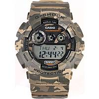 Orologio Multifunzione Uomo Casio G-Shock GD-120CM-5ER
