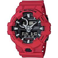 orologio multifunzione uomo Casio G Shock Premium GA-700-4AER