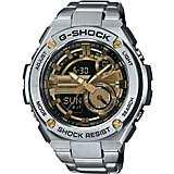 orologio multifunzione uomo Casio G Steel GST-210D-9AER
