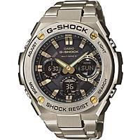 orologio multifunzione uomo Casio G Steel GST-W110D-1A9ER