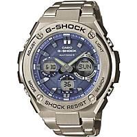 orologio multifunzione uomo Casio G Steel GST-W110D-2AER