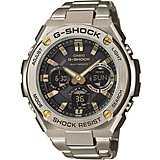 orologio multifunzione uomo Casio G Steel Premium GST-W110D-1A9ER