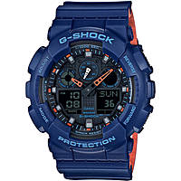 orologio multifunzione uomo Casio GA-100L-2AER
