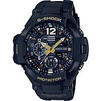 orologio multifunzione uomo Casio Mog Gold Premium GA-1100GB-1AER