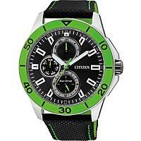 orologio multifunzione uomo Citizen Eco-Drive AP4030-06E