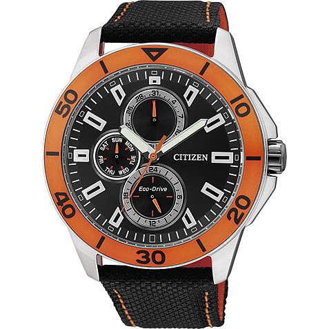 orologio multifunzione uomo Citizen Eco-Drive AP4031-03E