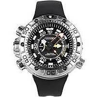 orologio multifunzione uomo Citizen Eco-Drive BN2021-03E