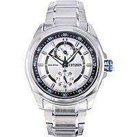 orologio multifunzione uomo Citizen Eco-Drive BU3000-55A