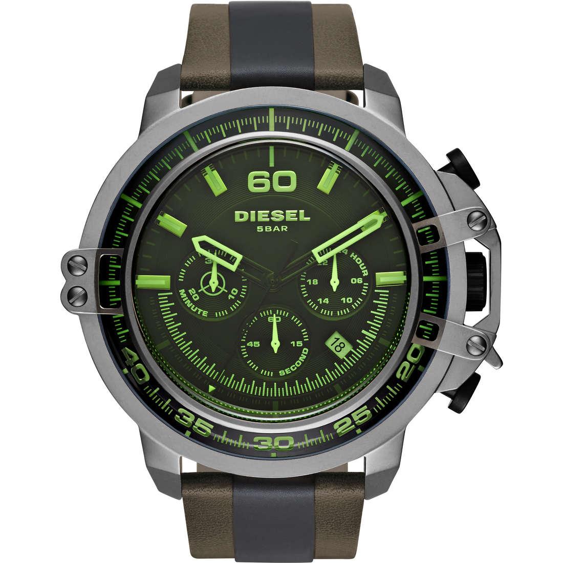 orologio multifunzione uomo Diesel DZ4407
