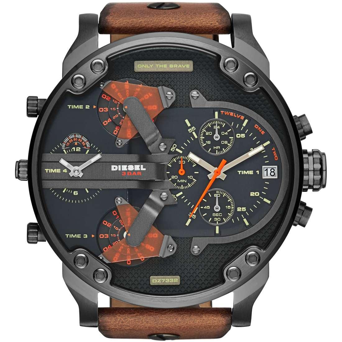 orologio multifunzione uomo Diesel Mr. Daddy 2.0 DZ7332
