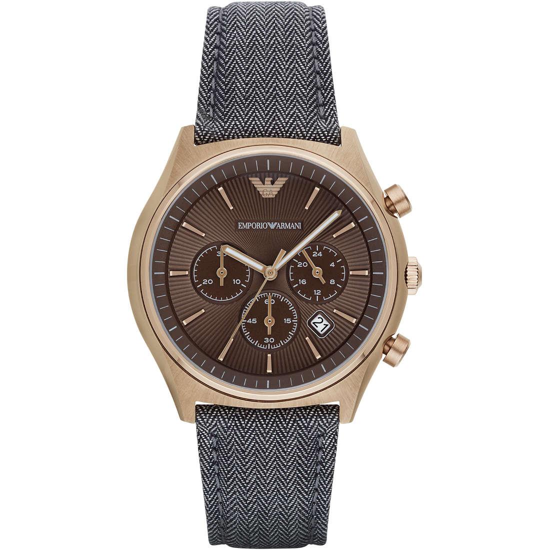 orologio multifunzione uomo Emporio Armani AR1976