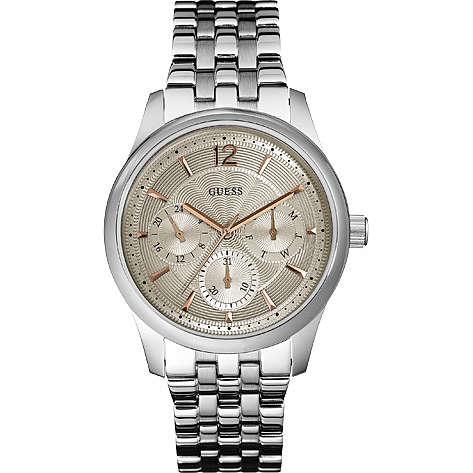orologio multifunzione uomo Guess Asset W0474G2
