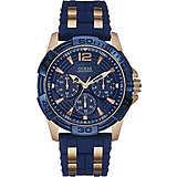orologio multifunzione uomo Guess Oasis W0366G4