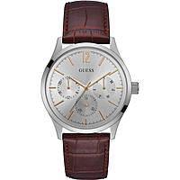 orologio multifunzione uomo Guess Regent W1041G1