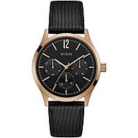 orologio multifunzione uomo Guess Regent W1041G3
