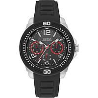 orologio multifunzione uomo Guess Tread W0967G1