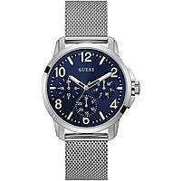 orologio multifunzione uomo Guess Voyage W1040G1