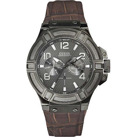 orologio multifunzione uomo Guess W0040G2