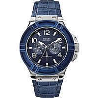 orologio multifunzione uomo Guess W0040G7
