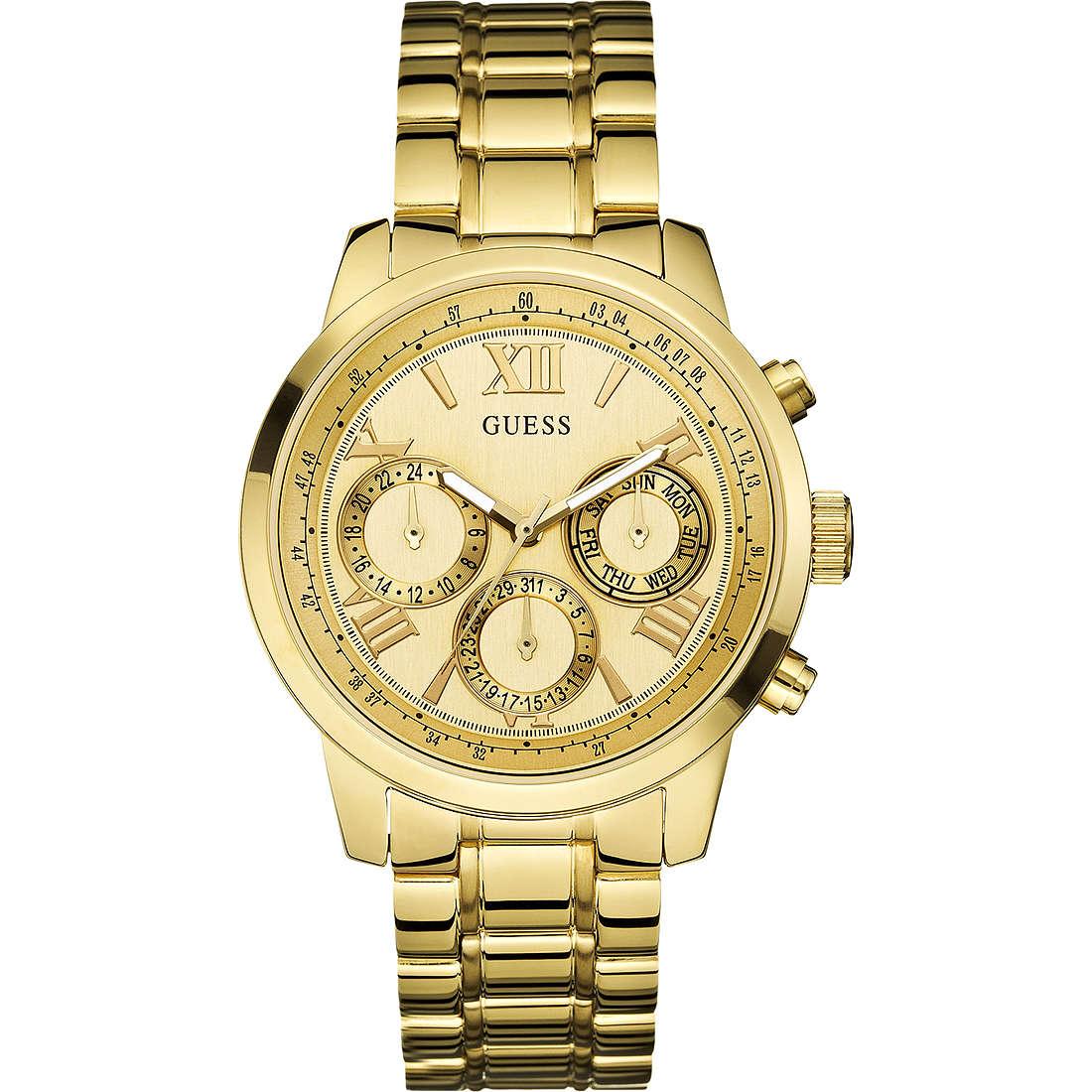orologio multifunzione uomo Guess W0330L1