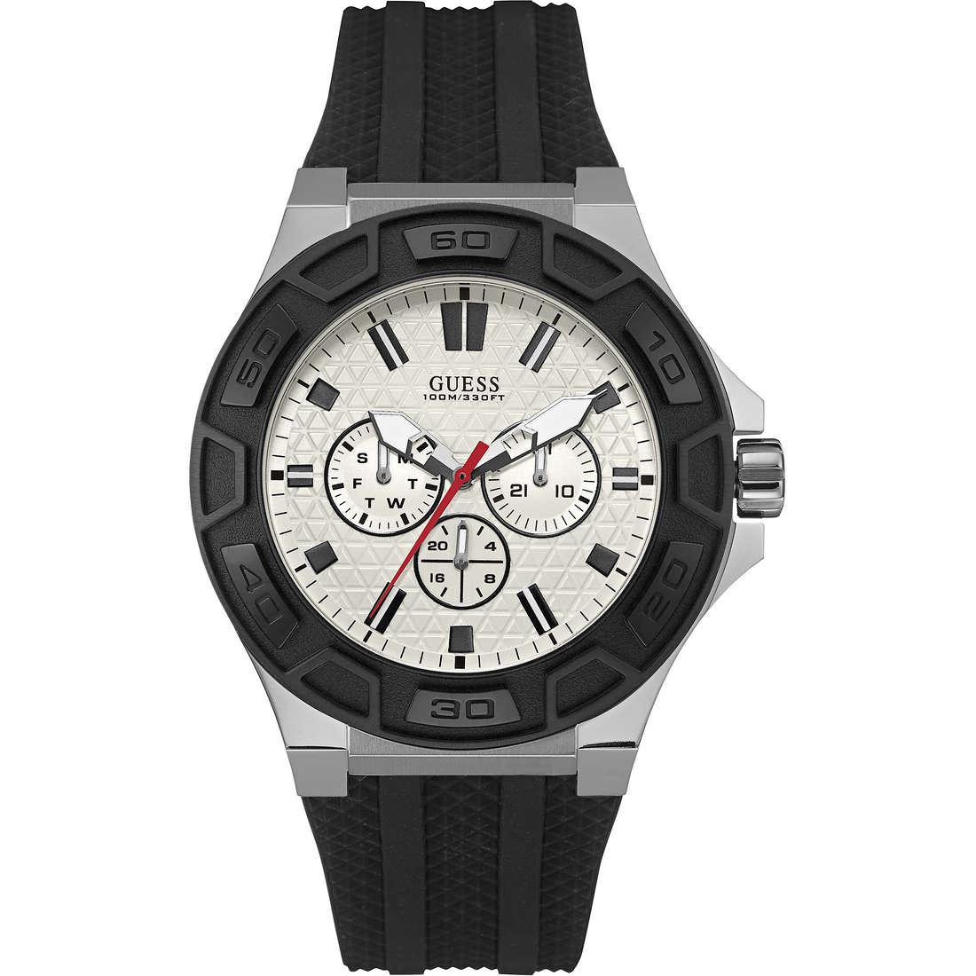 orologio multifunzione uomo Guess W0674G3