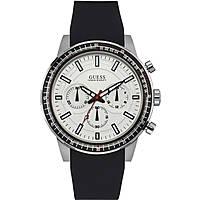 orologio multifunzione uomo Guess W0802G1