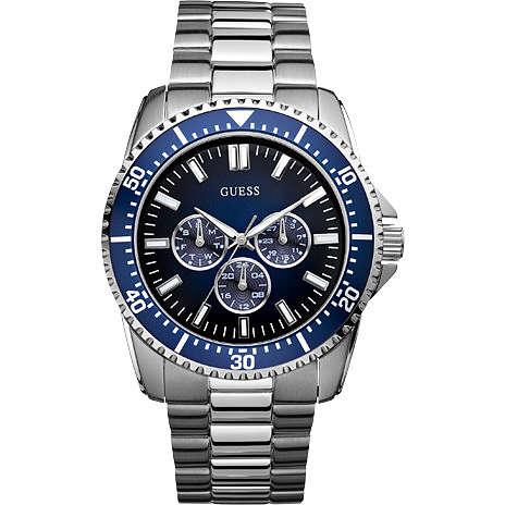 orologio multifunzione uomo Guess W10245G1