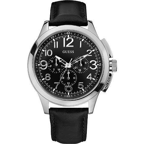 orologio multifunzione uomo Guess W10562G3