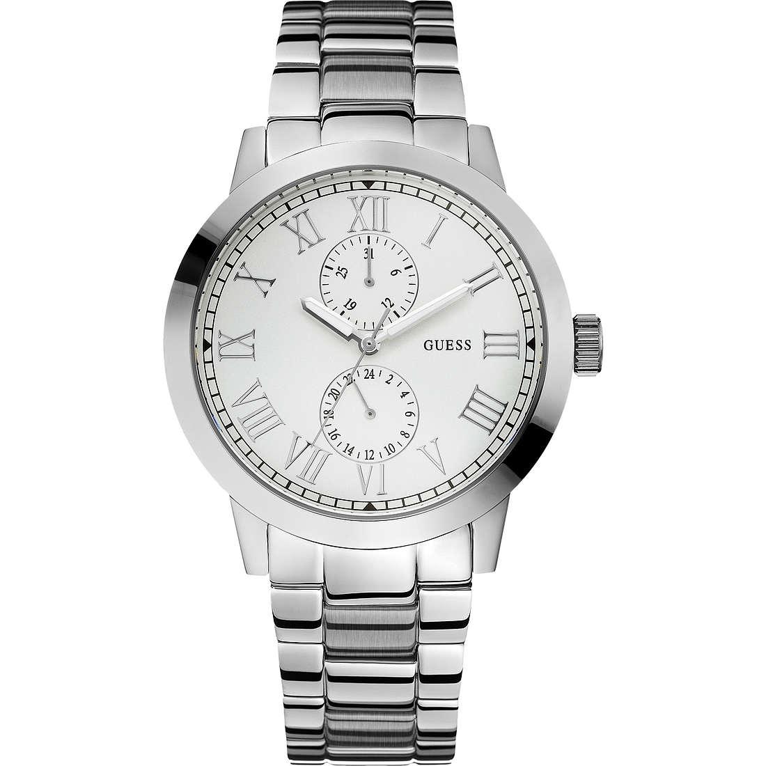 orologio multifunzione uomo Guess W10565G1