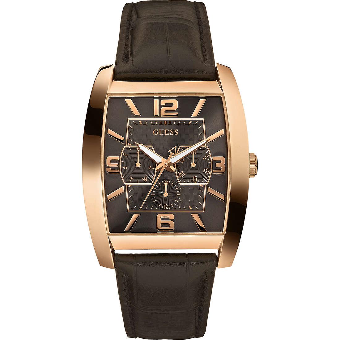 orologio multifunzione uomo Guess W10600G1
