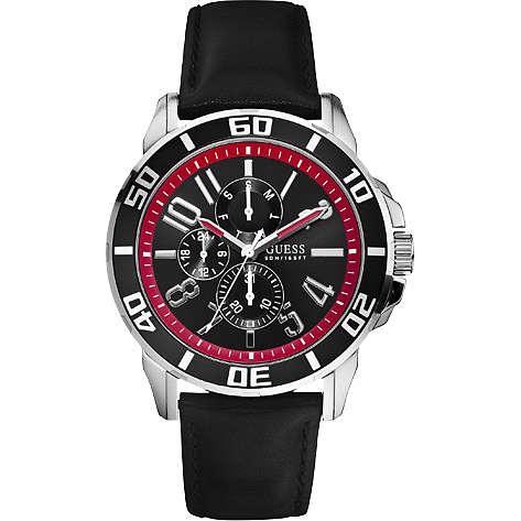orologio multifunzione uomo Guess W10602G1