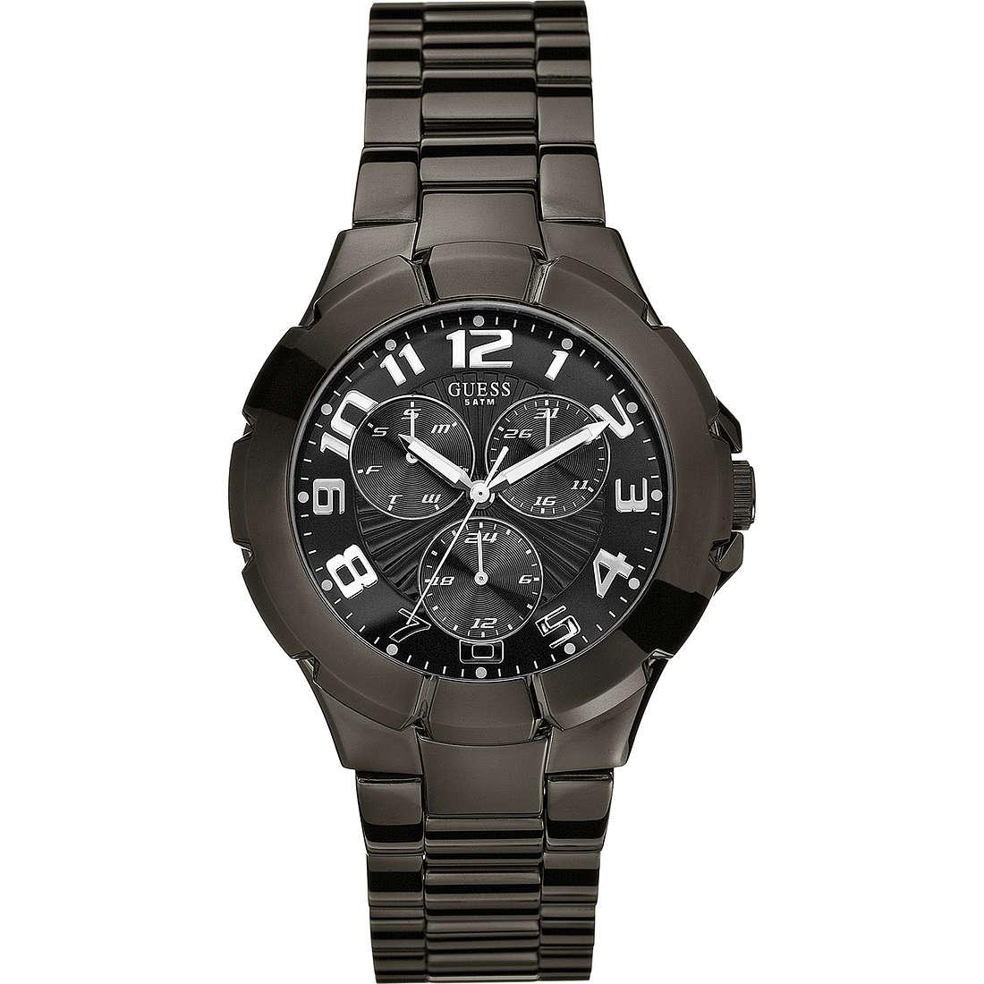 orologio multifunzione uomo Guess W11010G1