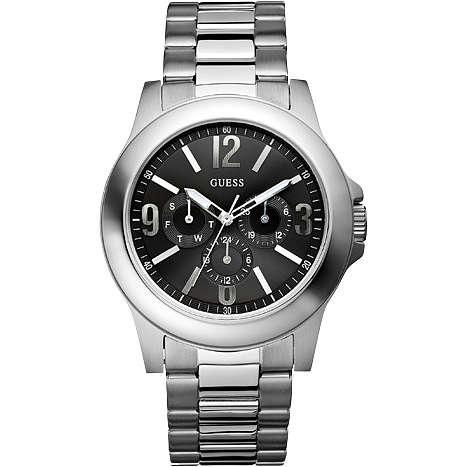 orologio multifunzione uomo Guess W11152G1