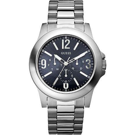 orologio multifunzione uomo Guess W11152G3