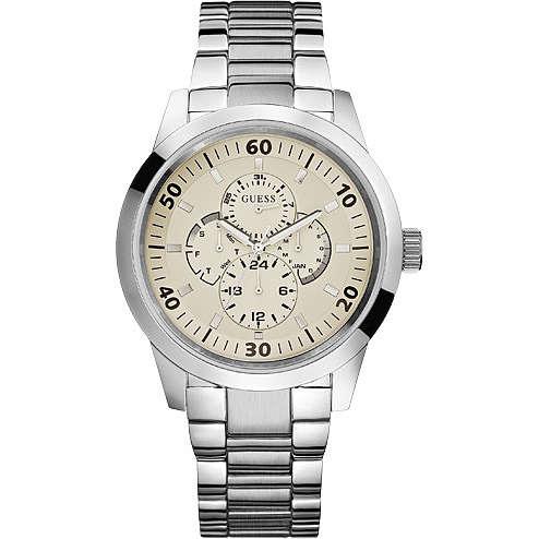 orologio multifunzione uomo Guess W11562G1