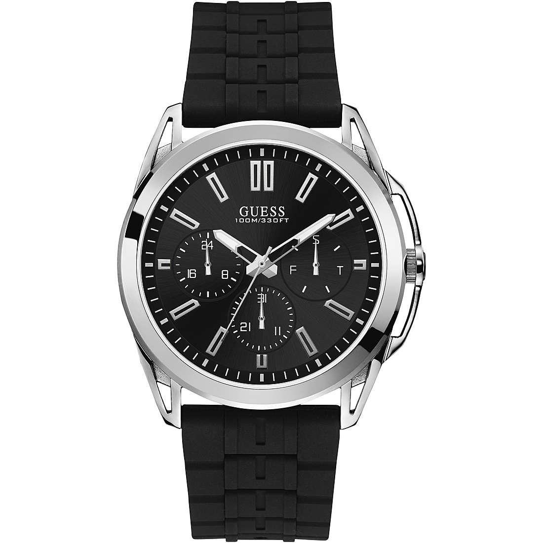 orologio multifunzione uomo Guess W1177G3