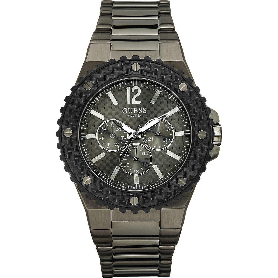 orologio multifunzione uomo Guess W17538G1