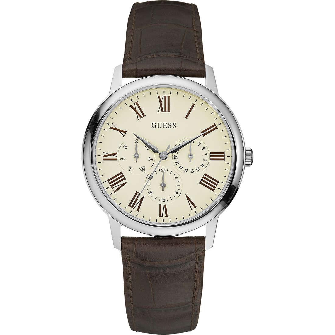 orologio multifunzione uomo Guess W70016G2