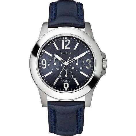 orologio multifunzione uomo Guess W95110G2