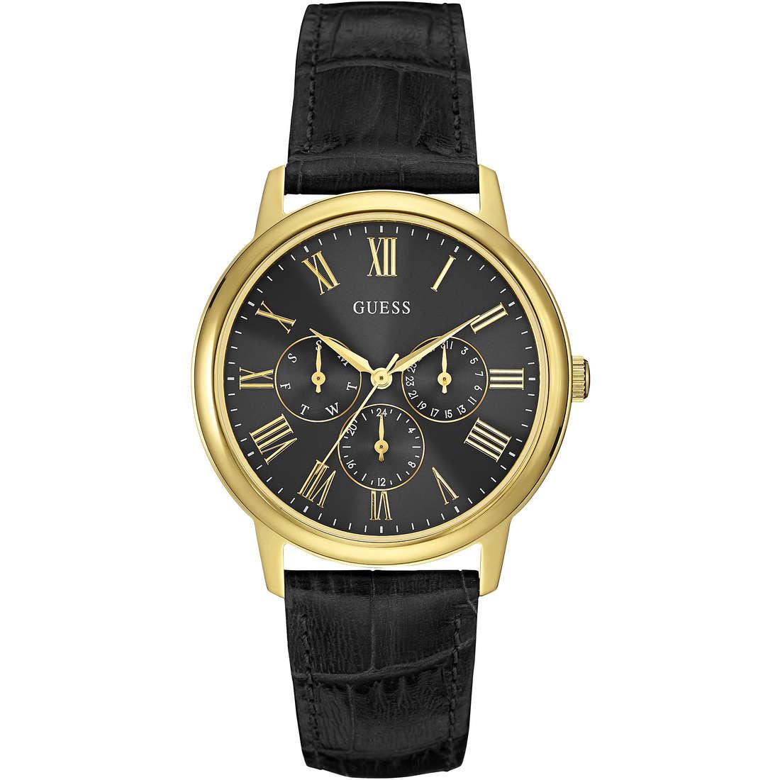 orologio multifunzione uomo Guess Wafer W0496G5